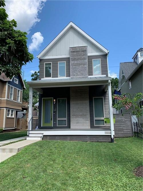 1717 N New Jersey Street Indianapolis, IN 46202 | MLS 21656425 | photo 1