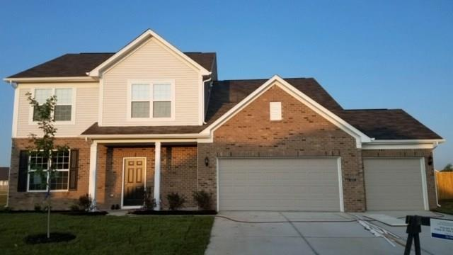 4206 Begonia Drive Plainfield, IN 46168 | MLS 21656428 | photo 1