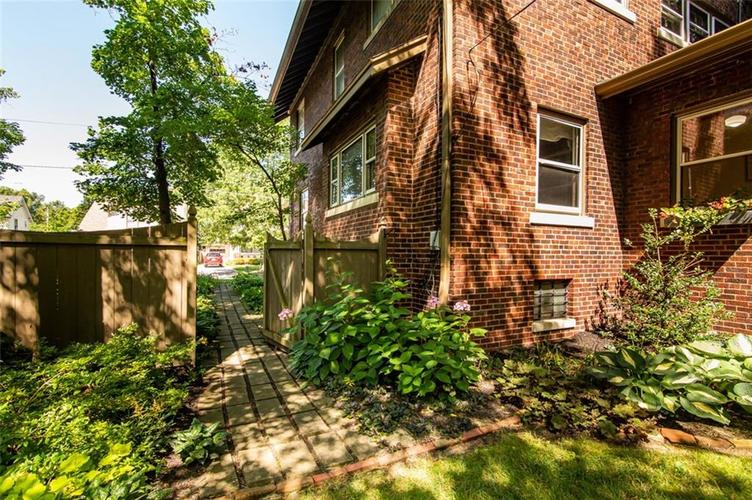 337 N Whittier Place Indianapolis, IN 46219 | MLS 21656444 | photo 35