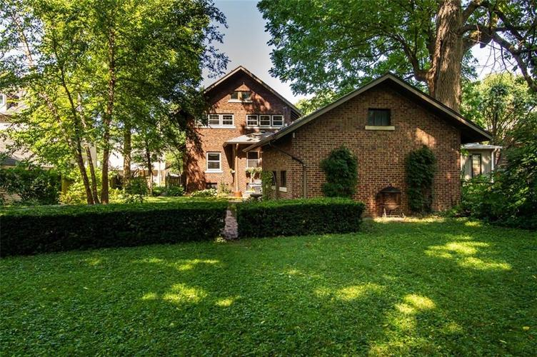 337 N Whittier Place Indianapolis, IN 46219 | MLS 21656444 | photo 41