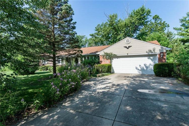 5746  BOY SCOUT Road Indianapolis, IN 46226 | MLS 21656519