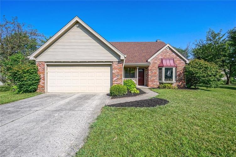 8144  Pocket Hollow Court Indianapolis, IN 46256 | MLS 21656521
