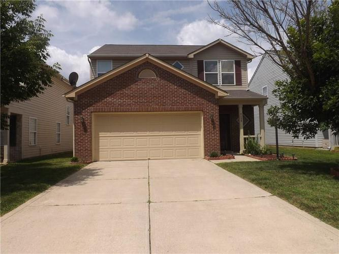 4158  CANAPPLE Drive Indianapolis, IN 46235 | MLS 21656541