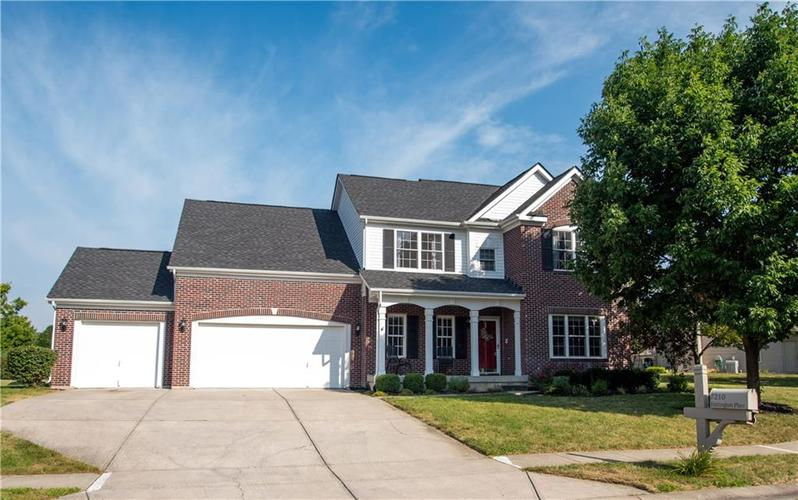 7210  HARTINGTON Place Indianapolis, IN 46259 | MLS 21656545