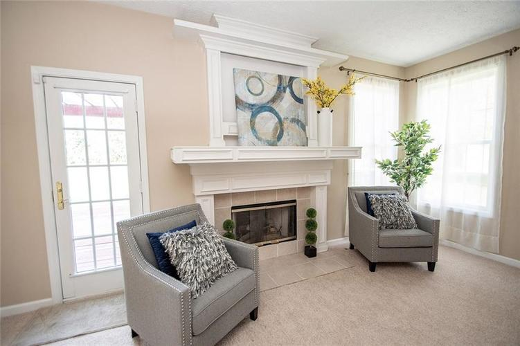 7210 HARTINGTON Place Indianapolis, IN 46259 | MLS 21656545 | photo 8