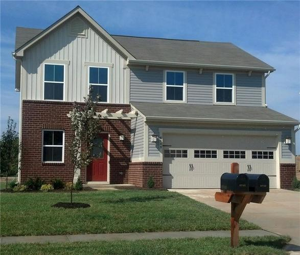 6748 Branches Drive Brownsburg, IN 46112 | MLS 21656551 | photo 1