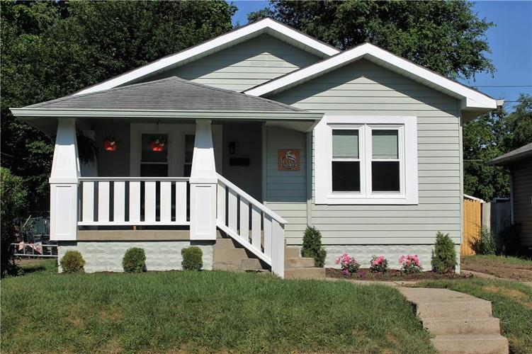 1415 N CHESTER Avenue Indianapolis IN 46201 | MLS 21656572 | photo 1
