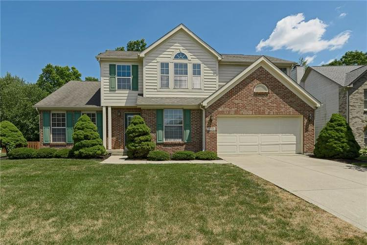 10985  Fairway Ridge Lane Fishers, IN 46037 | MLS 21656577