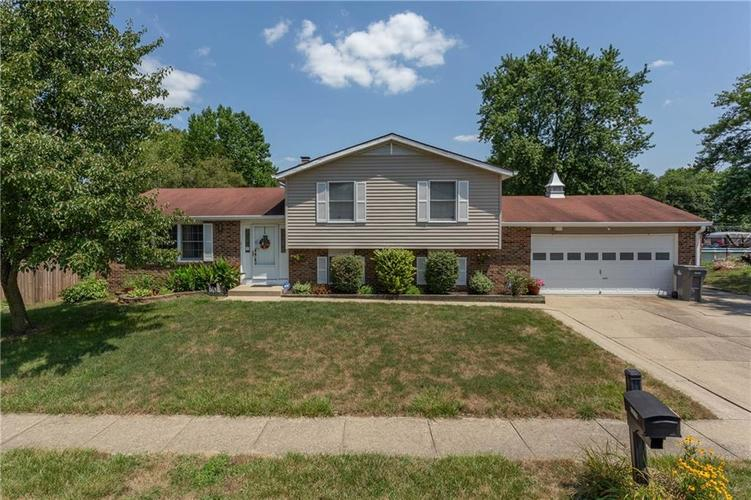 7705  Snowflake Drive Indianapolis, IN 46227 | MLS 21656601
