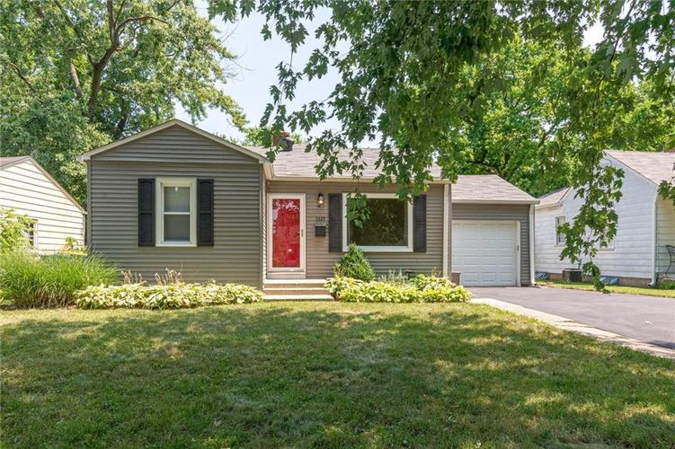 5325 Crittenden Avenue Indianapolis IN 46220 | MLS 21656626 | photo 1