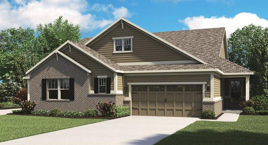 4938 E Amesbury Place Noblesville, IN 46062 | MLS 21656651