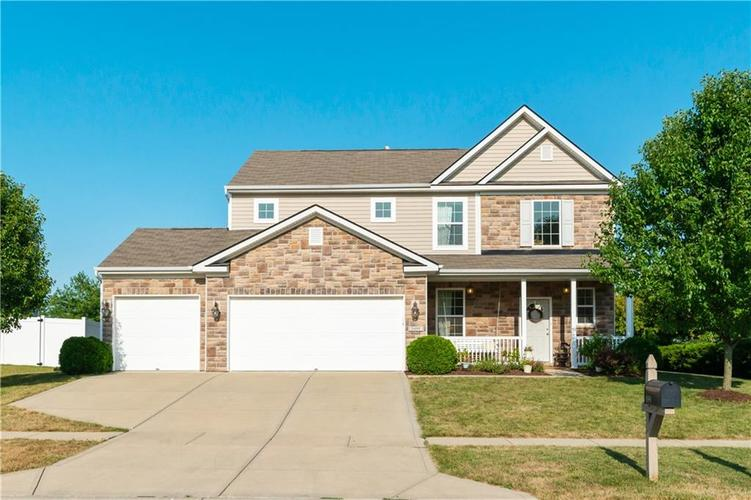1699 Tuscany Drive Greenwood, IN 46143 | MLS 21656663 | photo 1