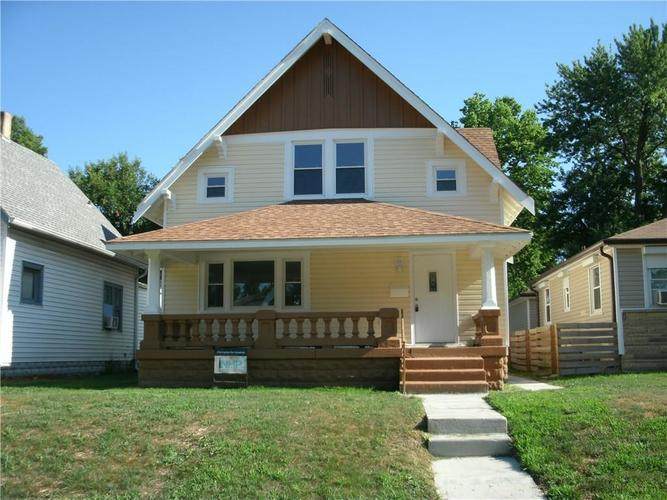 1435 W 22nd Street Indianapolis, IN 46202 | MLS 21656745 | photo 1