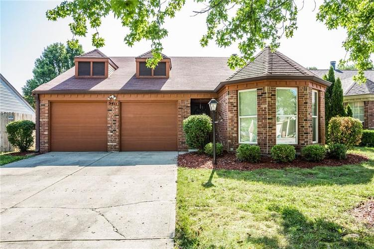 9411  Charter Drive Indianapolis, IN 46250 | MLS 21656783
