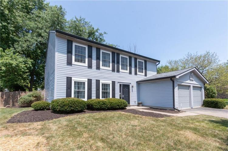 7816 BRYDEN Drive Fishers, IN 46038 | MLS 21657826 | photo 1