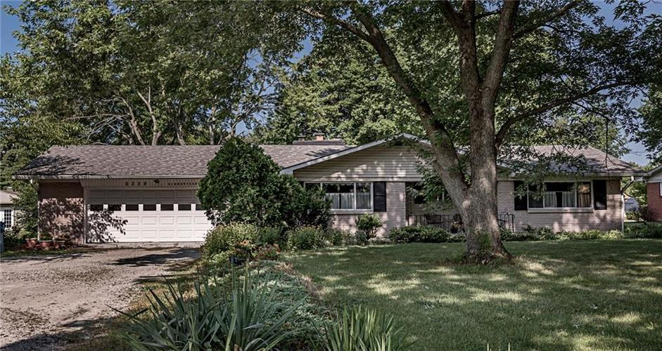 6228 ZIONSVILLE Road Indianapolis IN 46268 | MLS 21657858 | photo 1