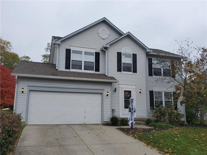 8929 WATERTON Place Fishers, IN 46038 | MLS 21657867 | photo 1
