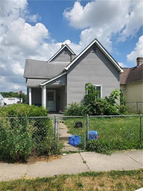 439 N Warman Ave Indianapolis, IN 46222 | MLS 21657880 | photo 1