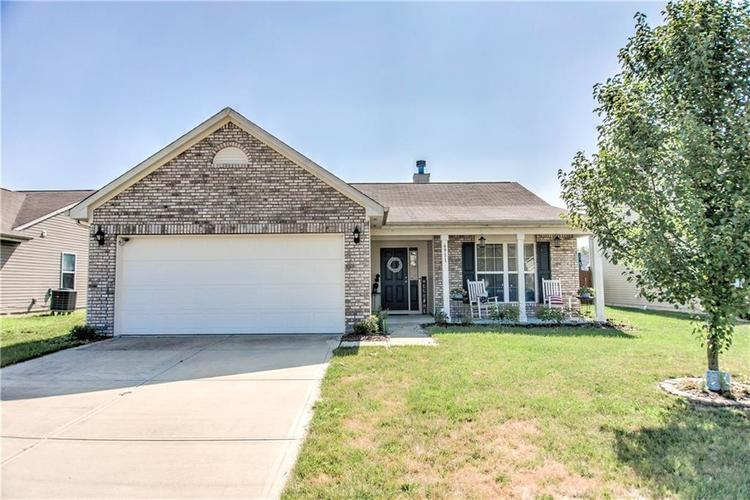 6911  Percy Drive Camby, IN 46113 | MLS 21657906