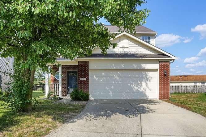 8101 WHITHAM Drive Indianapolis, IN 46237 | MLS 21657929 | photo 1