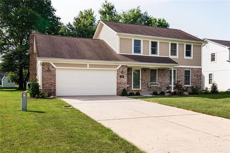 745 Morse Landing Drive Cicero, IN 46034 | MLS 21657946 | photo 2