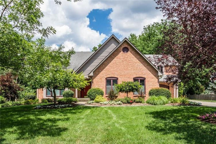 7328 Eastwick Lane Indianapolis IN 46256 | MLS 21657965 | photo 1