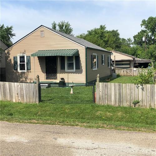 502 S LACLEDE Indianapolis IN 46241 | MLS 21658017 | photo 1