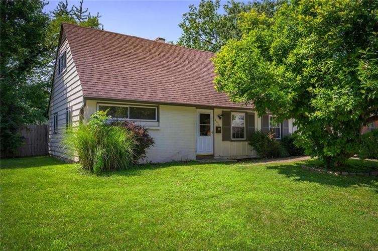 4078 N Webster Avenue Indianapolis IN 46226 | MLS 21658044 | photo 1