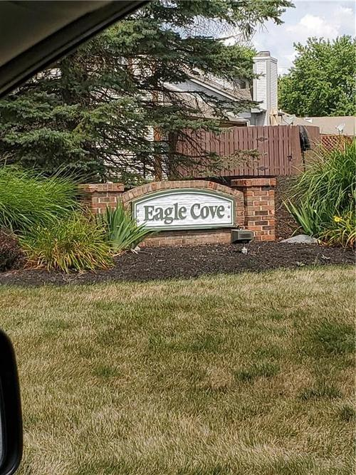 4109 E EAGLE COVE EAST Drive Indianapolis, IN 46254 | MLS 21658083