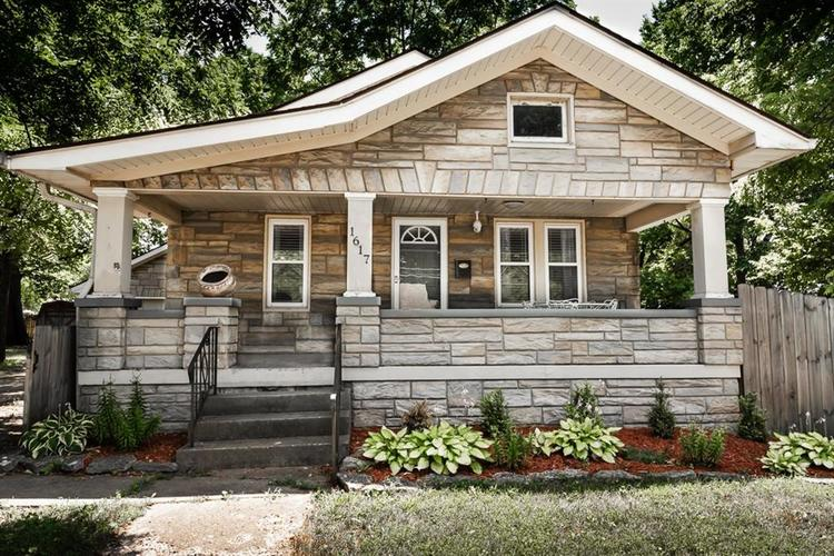 1617 E 52nd Street Indianapolis, IN 46205 | MLS 21658115 | photo 1