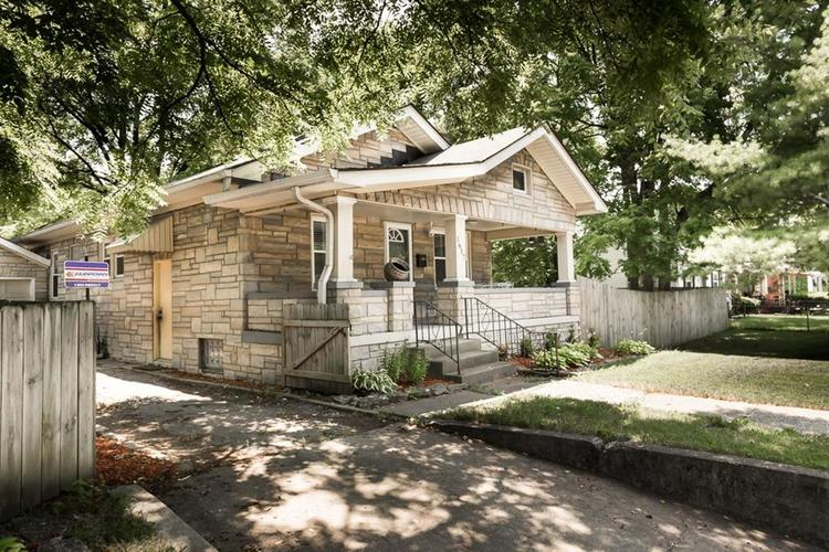 1617 E 52nd Street Indianapolis, IN 46205 | MLS 21658115 | photo 7