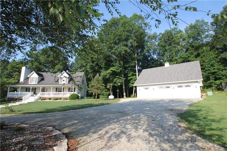 5102 Upper Salt Creek Road Nineveh, IN 46164 | MLS 21658120 | photo 2