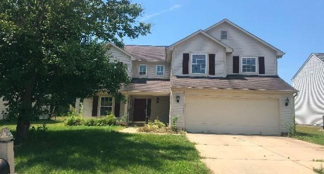 5868  Gadsen Drive Plainfield, IN 46168 | MLS 21658123