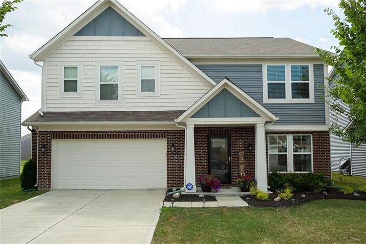 2538  Cabin Hill Road Indianapolis, IN 46229 | MLS 21658242