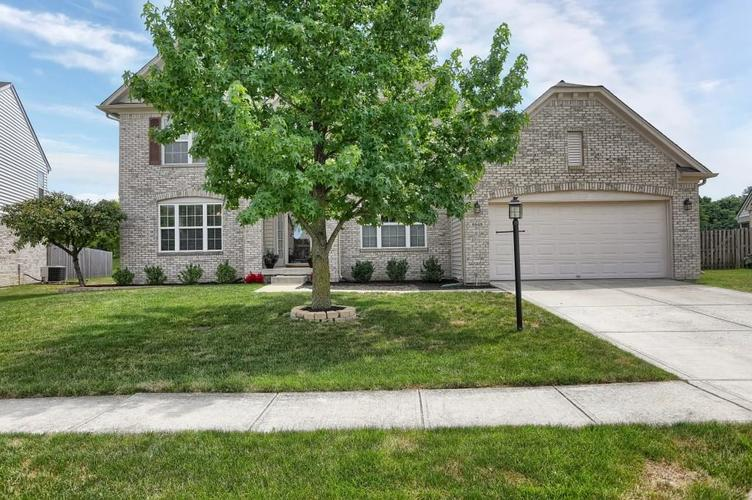 5845  Courtyard Crescent Indianapolis, IN 46234 | MLS 21658263