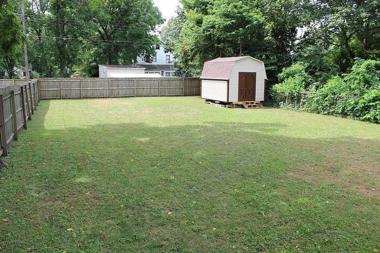 1543 E 73rd Street Indianapolis, IN 46240 | MLS 21658266 | photo 4