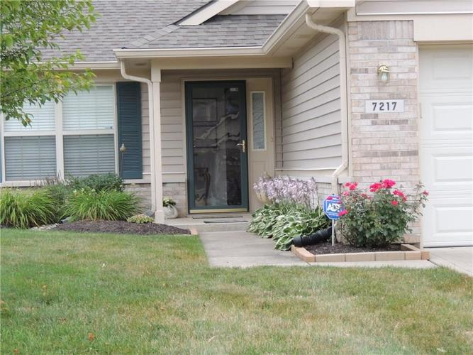 7217  BRANT POINTE Circle Indianapolis, IN 46217 | MLS 21658273