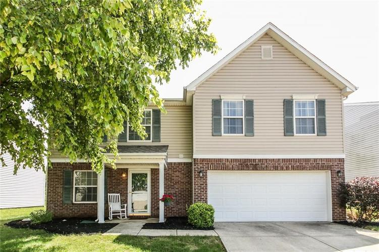 6915 Governors Point Boulevard Indianapolis, IN 46217 | MLS 21658384 | photo 1