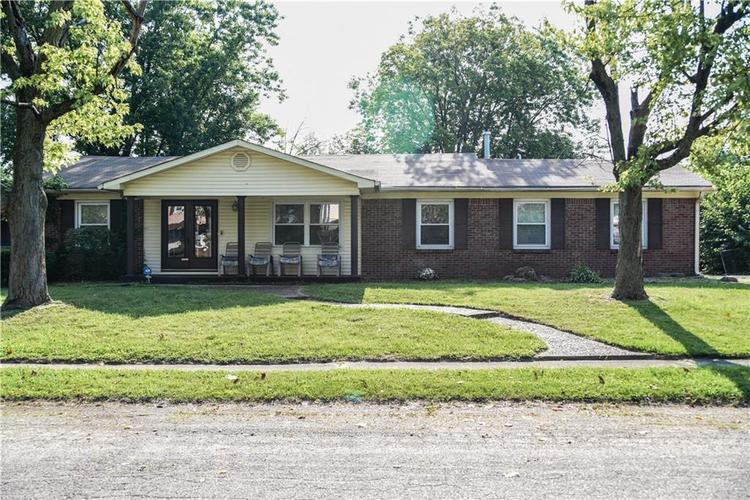 5313  Leone Drive Indianapolis, IN 46226 | MLS 21658430