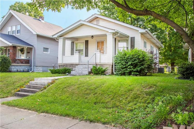 913 N Wallace Avenue Indianapolis, IN 46201 | MLS 21658439