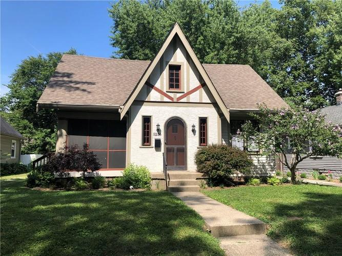 5236 GUILFORD Avenue Indianapolis, IN 46220   MLS 21658484   photo 1