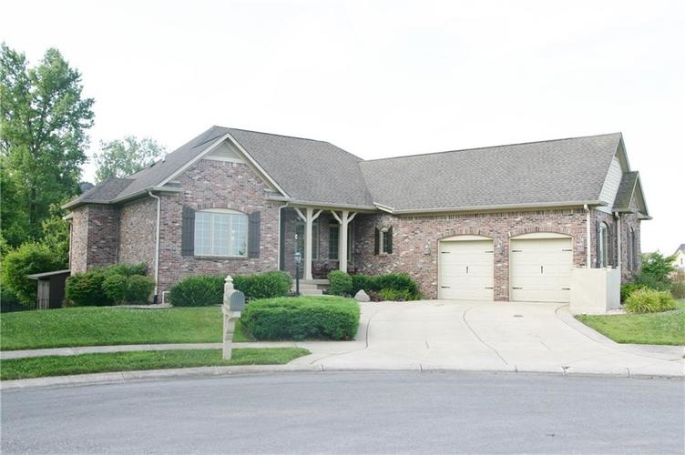 1301  Graham Court Greenfield, IN 46140 | MLS 21658608