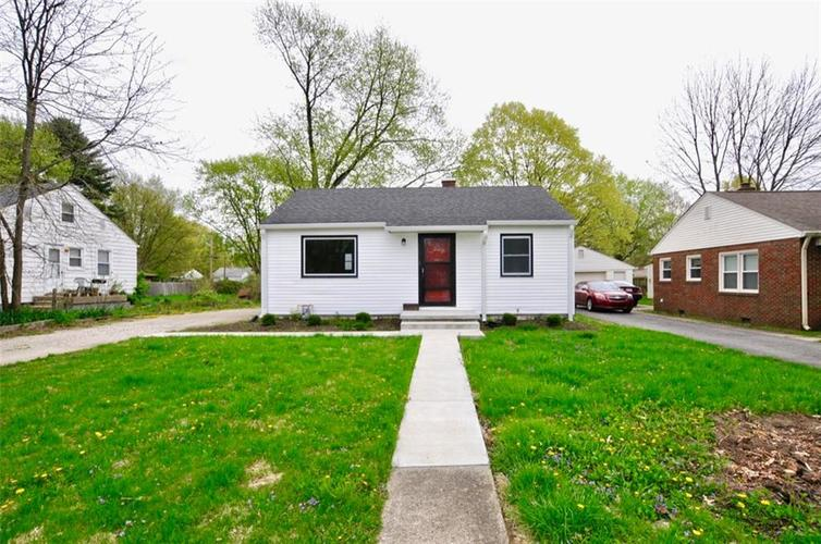 1915 N Spencer Avenue Indianapolis, IN 46218 | MLS 21658675 | photo 1