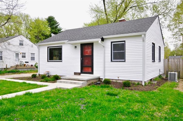 1915 N Spencer Avenue Indianapolis, IN 46218 | MLS 21658675 | photo 2