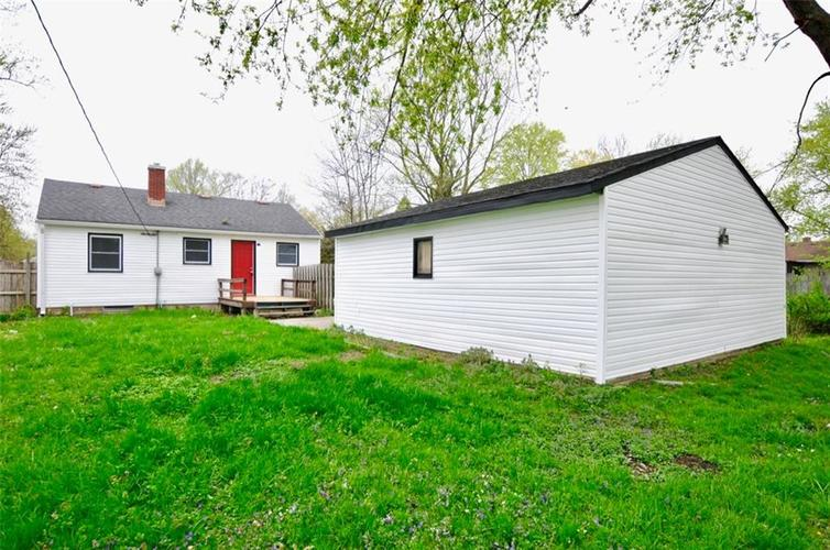 1915 N Spencer Avenue Indianapolis, IN 46218 | MLS 21658675 | photo 25
