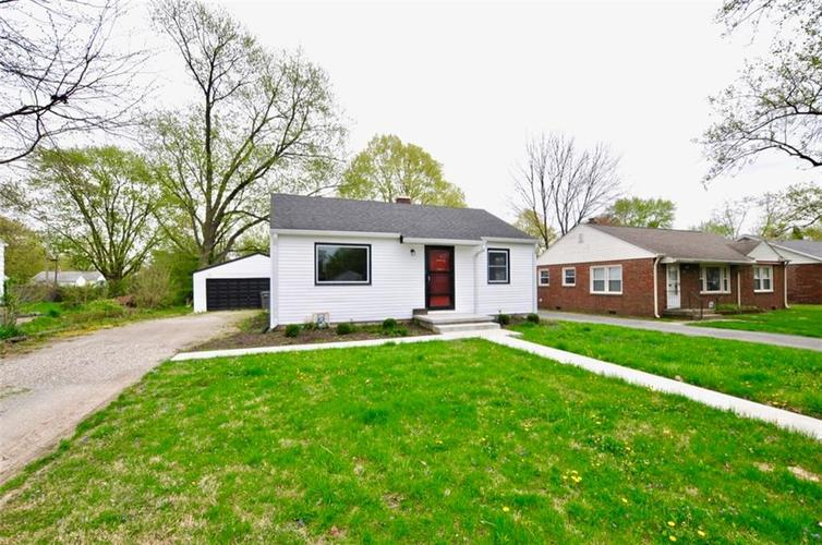 1915 N Spencer Avenue Indianapolis, IN 46218 | MLS 21658675 | photo 3
