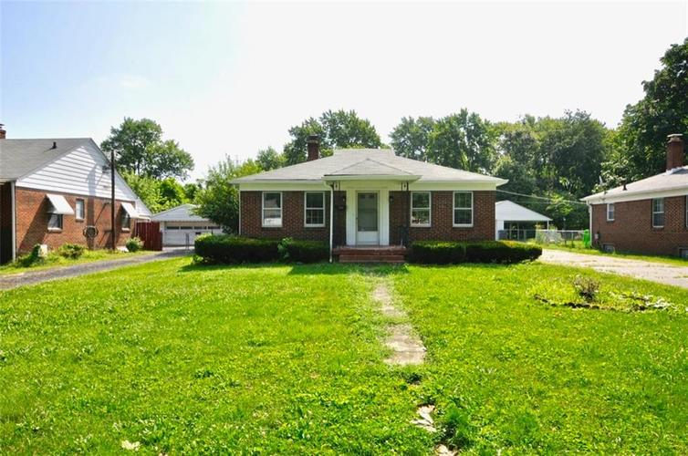1739 N Spencer Avenue Indianapolis IN 46218 | MLS 21658679 | photo 1
