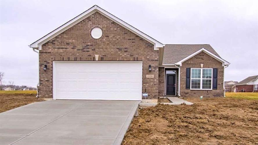 13390 N Carefree Court Camby IN 46113 | MLS 21658786 | photo 1