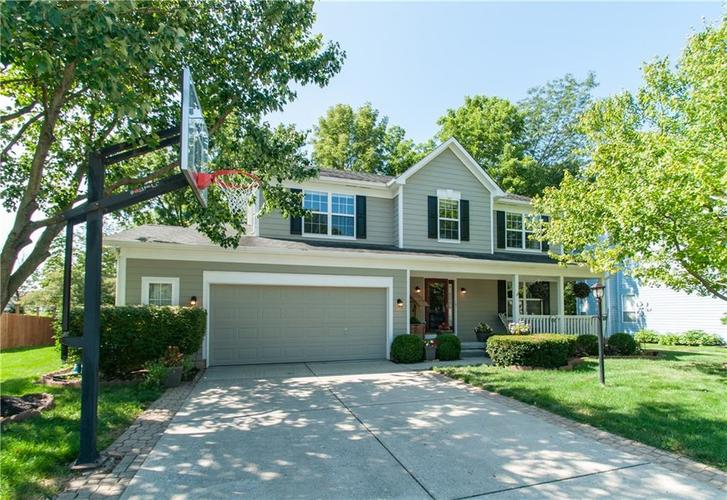 8379 Weaver Woods Place Fishers, IN 46038 | MLS 21658798 | photo 1