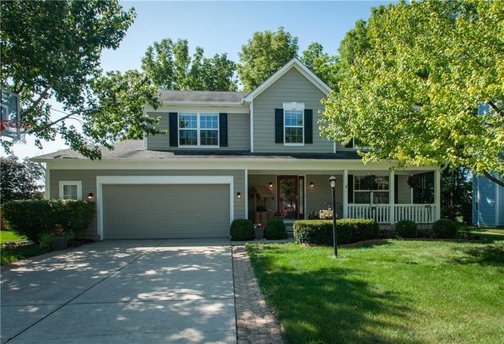 8379 Weaver Woods Place Fishers, IN 46038 | MLS 21658798 | photo 24